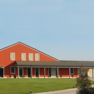 Villa Garibaldi di Roncoferraro (Mn) – 2003/2007