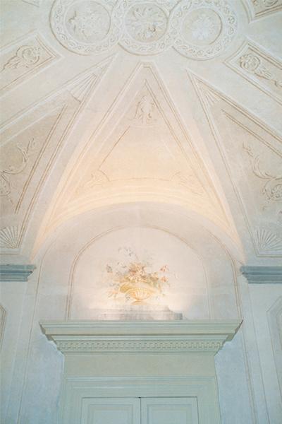 07-restauro-architettonico-villa-padronale-rinascimentale-mantova-canicossa-salone-affreschi-volte