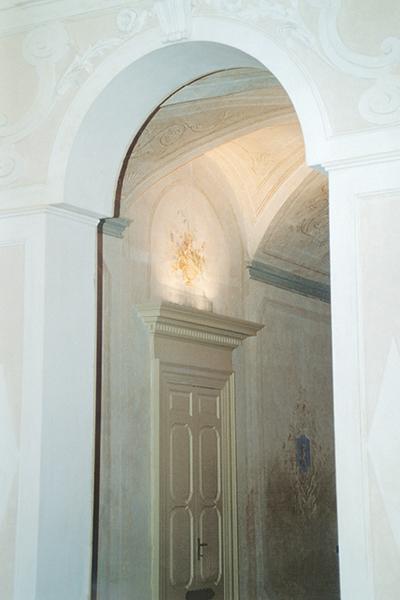 11-restauro-architettonico-villa-padronale-rinascimentale-mantova-canicossa-salone-affreschi-volte