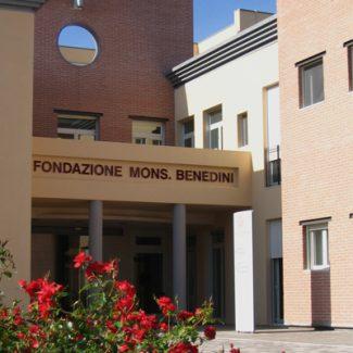 Residenza socio-assistenziale Fondazione Mons. Benedini, Marcaria (Mn) – 2004