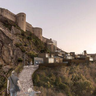 Observatory Houses, Roccascalegna (Ch) – concorso