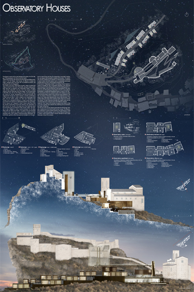 04_concorso-observatory houses-roccascalegna-tavola di progetto-partecipazione-brunoniassociati